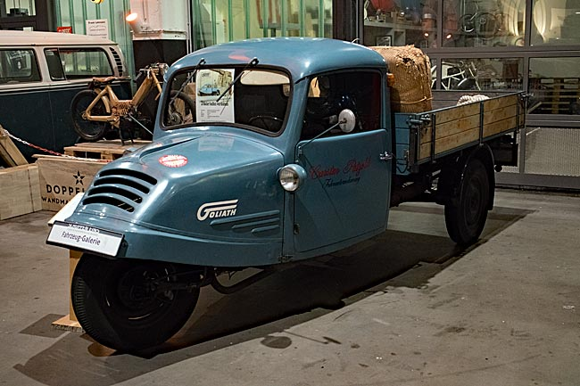 Bremen - Borgward Goliath